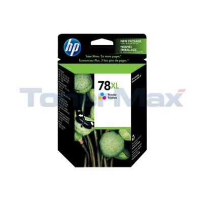 HP NO 78XL INK TRI-COLOR